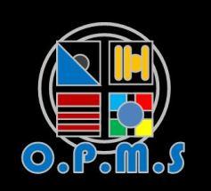 OPMS logo noir