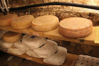 Boston Food Swap: Inside Formaggio Kitchen's Cheese Cave