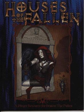 O Livreiro do RPG: Demon: The Fallen