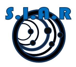 SIAR logo blanc