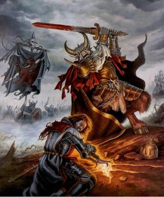Rogue Warden: RPG Setting/System Review: Birthright