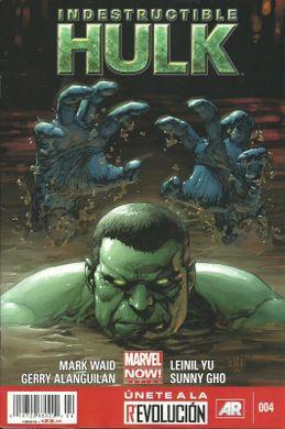 MéXicomics: Indestructible Hulk #4