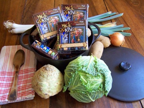 Magic Cooking Pak Cormier Ivy Colin et Magic Hawai (2)