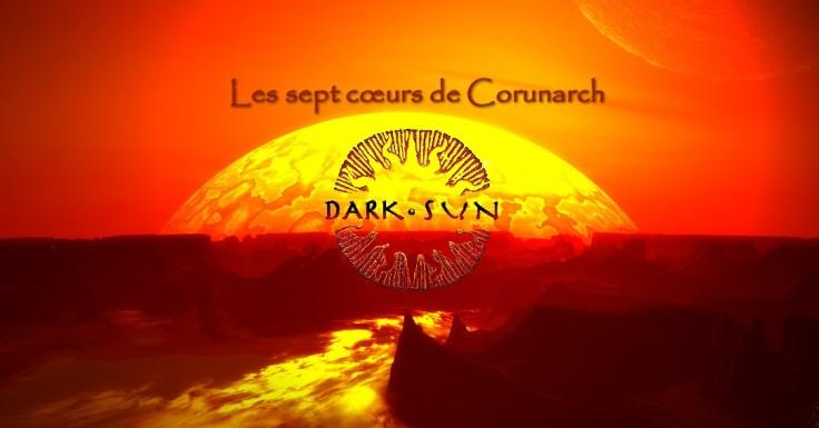 Les sept coeurs de Corunarch